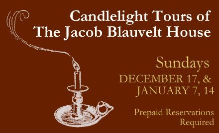 2017 Candlelight Tours Scroller
